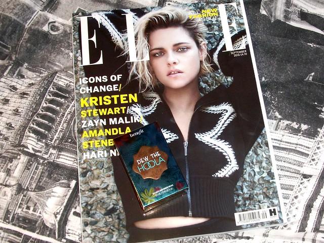 September-2016-Magazine-Freebies-Elle-Benefit-Dew-The-Hoola