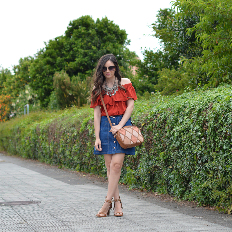 zara_ootd_lookbook_street style_stradivarius_denim_02