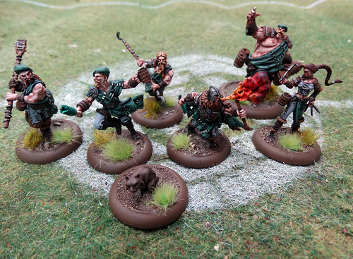 Guild Ball - Brewer`s Guild