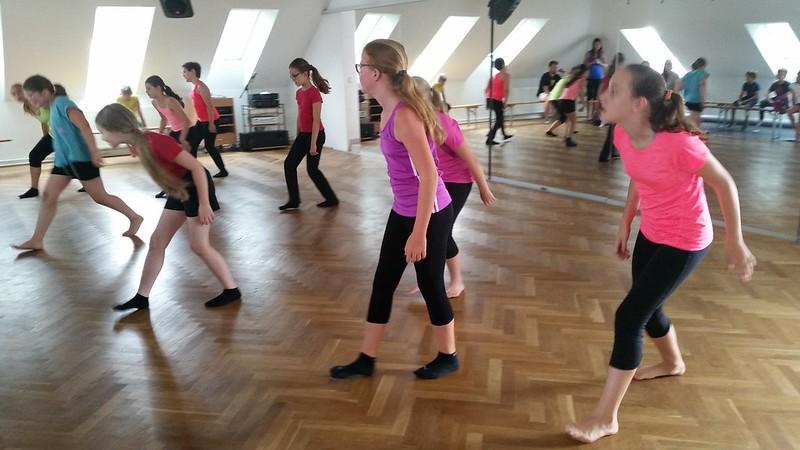 2016 | Woche 2 | Clip Dance