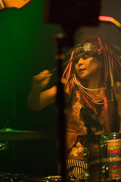 Coal Tar Moon at Club Mission's, Tokyo, 13 Jul 2016 -00176