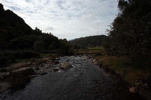 La natura a Glendalough