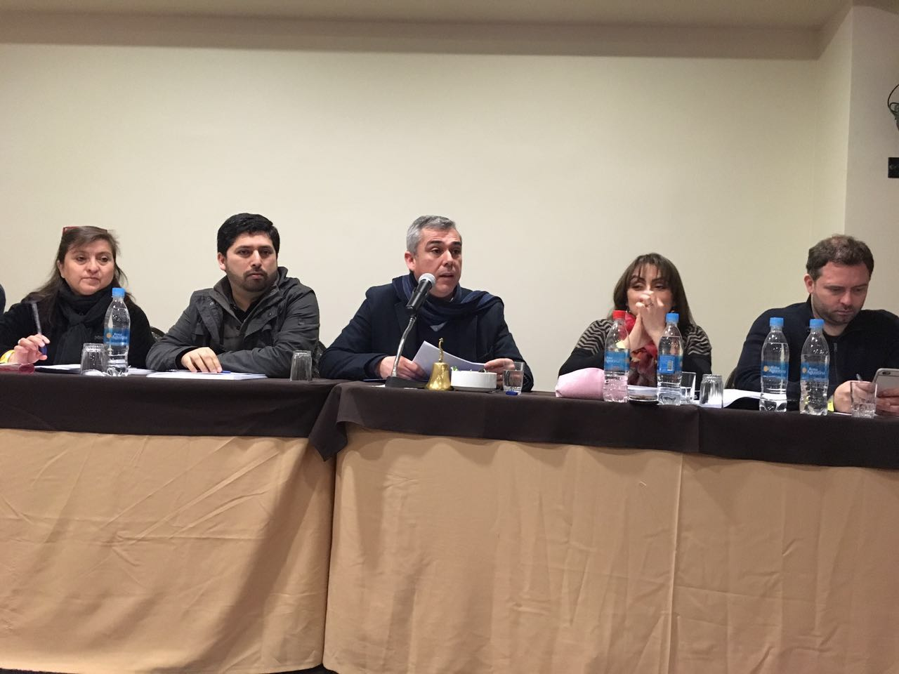Asamblea Ordinaria AFIICH - 02 Agosto 2016