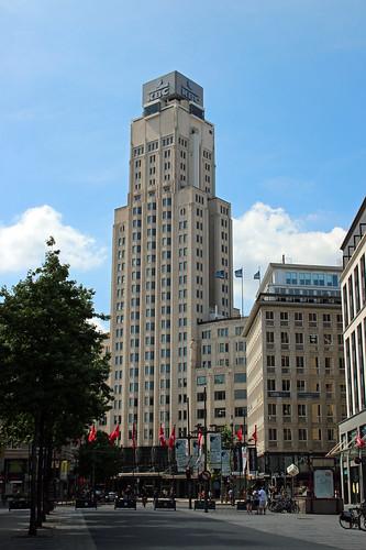 KBC tower