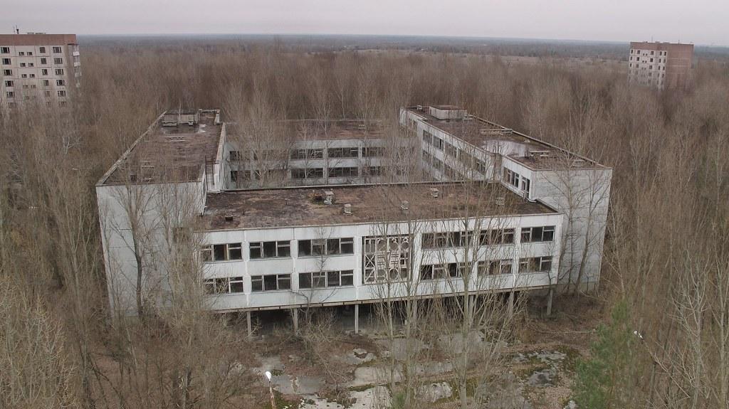 Pripyat' School #5