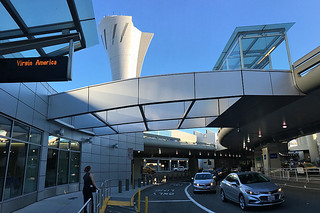 SFO Terminal 2 - Dropoff