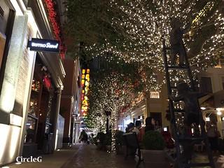 CIRCLEG 遊記 香港 灣仔 銅鑼灣 利東街 合和中心對面 燈籠 靚景 似旅行 聖誕 (6)