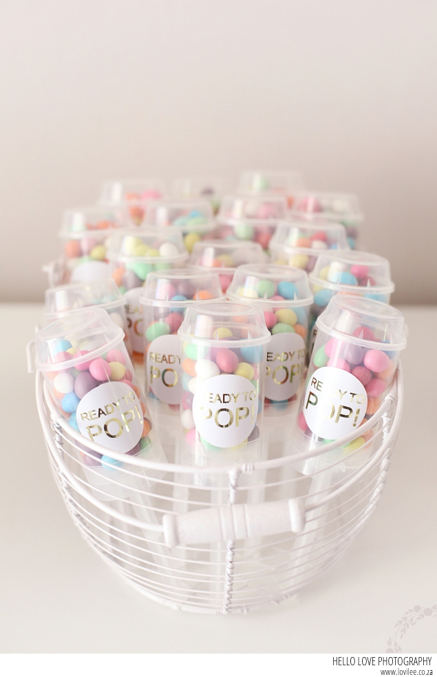 My Confetti Gender Reveal Party The Secret Is Out