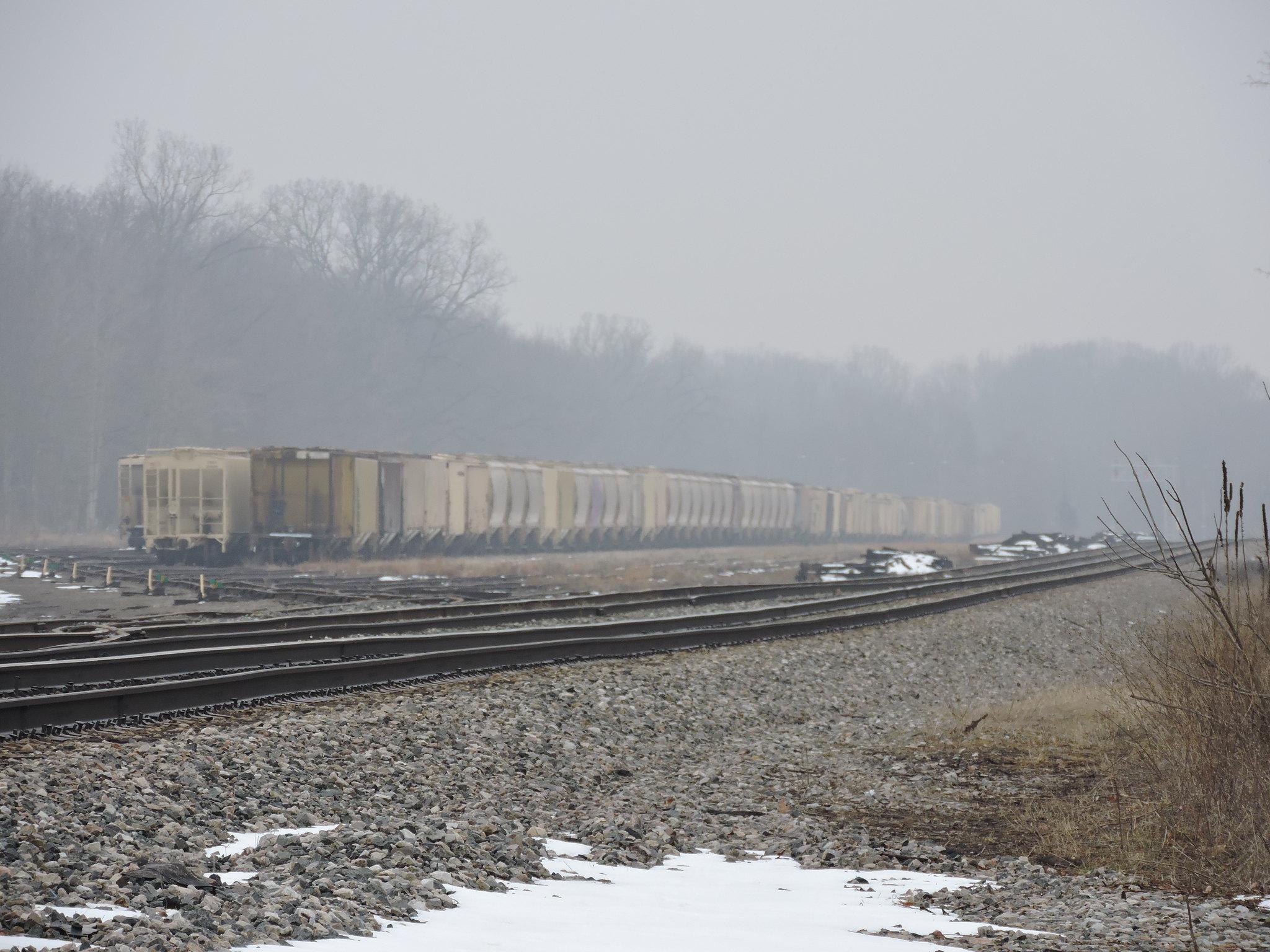 Railroadfan com • View topic - CSX Line E-W across Michigan