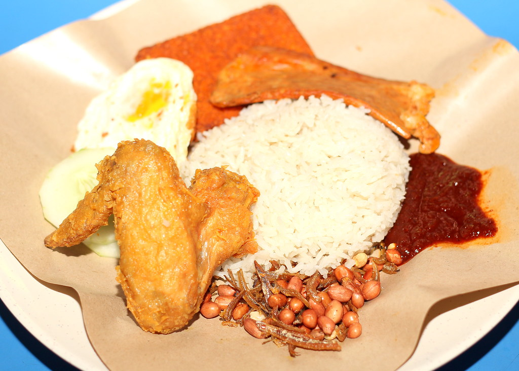 Supper Spots in the West: Boon Lay Power Nasi Lemak