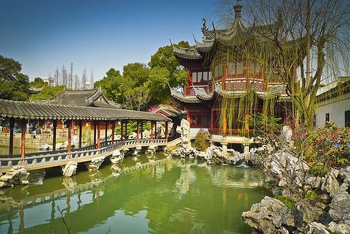 Airasia Shanghai Yuyuan Gardens