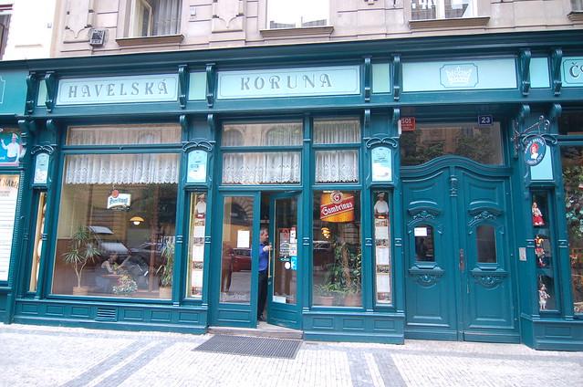 布拉格 Havelská Koruna
