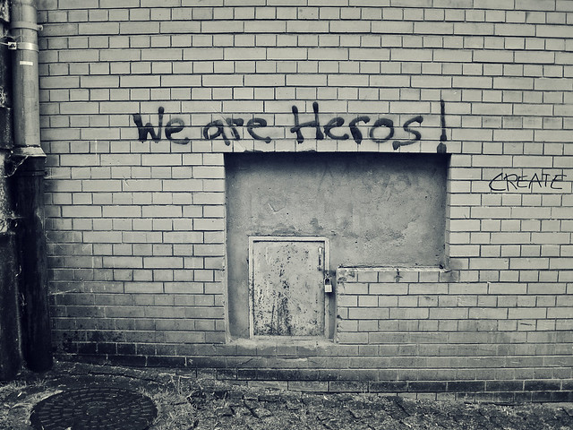 We are Hero(e)s!