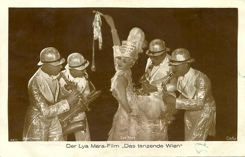 Lya Mara in Das tanzende Wien (1927)