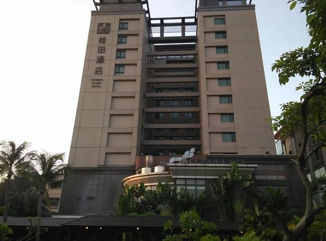 20160831 台南市桂田酒店