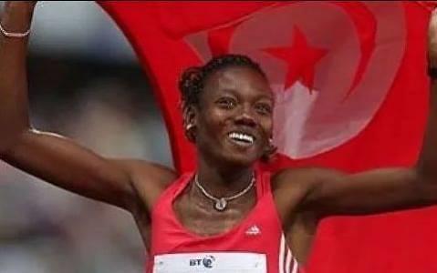 Paralympics. somaya bouasiad
