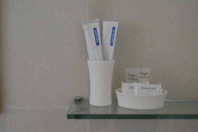 zuzuni hotel toiletries