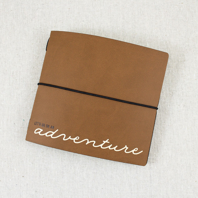 Adventure Journal Outer Cover
