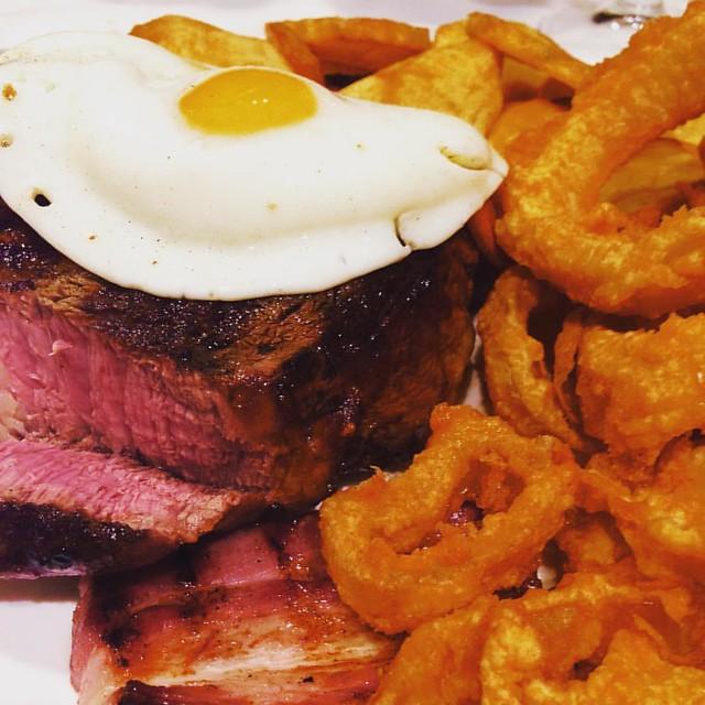 #Argentina has amazing beef #food #buenosaires