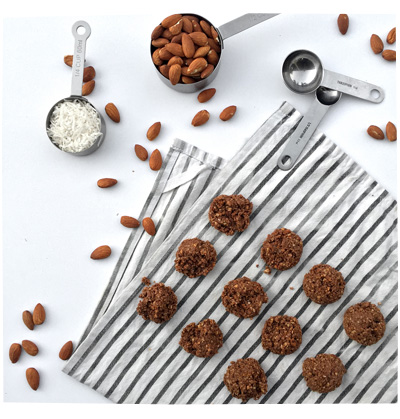 Almond Ball Recipe