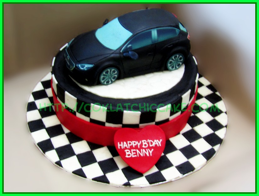 Cake Mazda 2