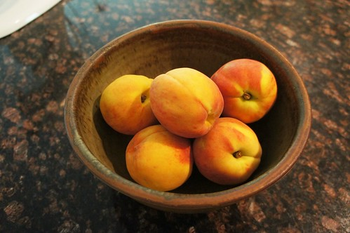 At Home: New Jersey Peaches