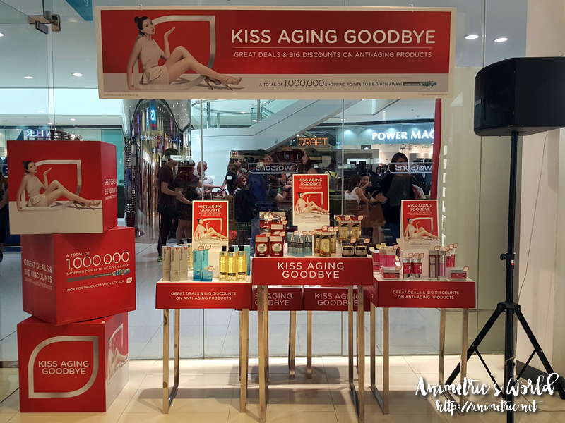 Kiss Aging Goodbye at Watsons