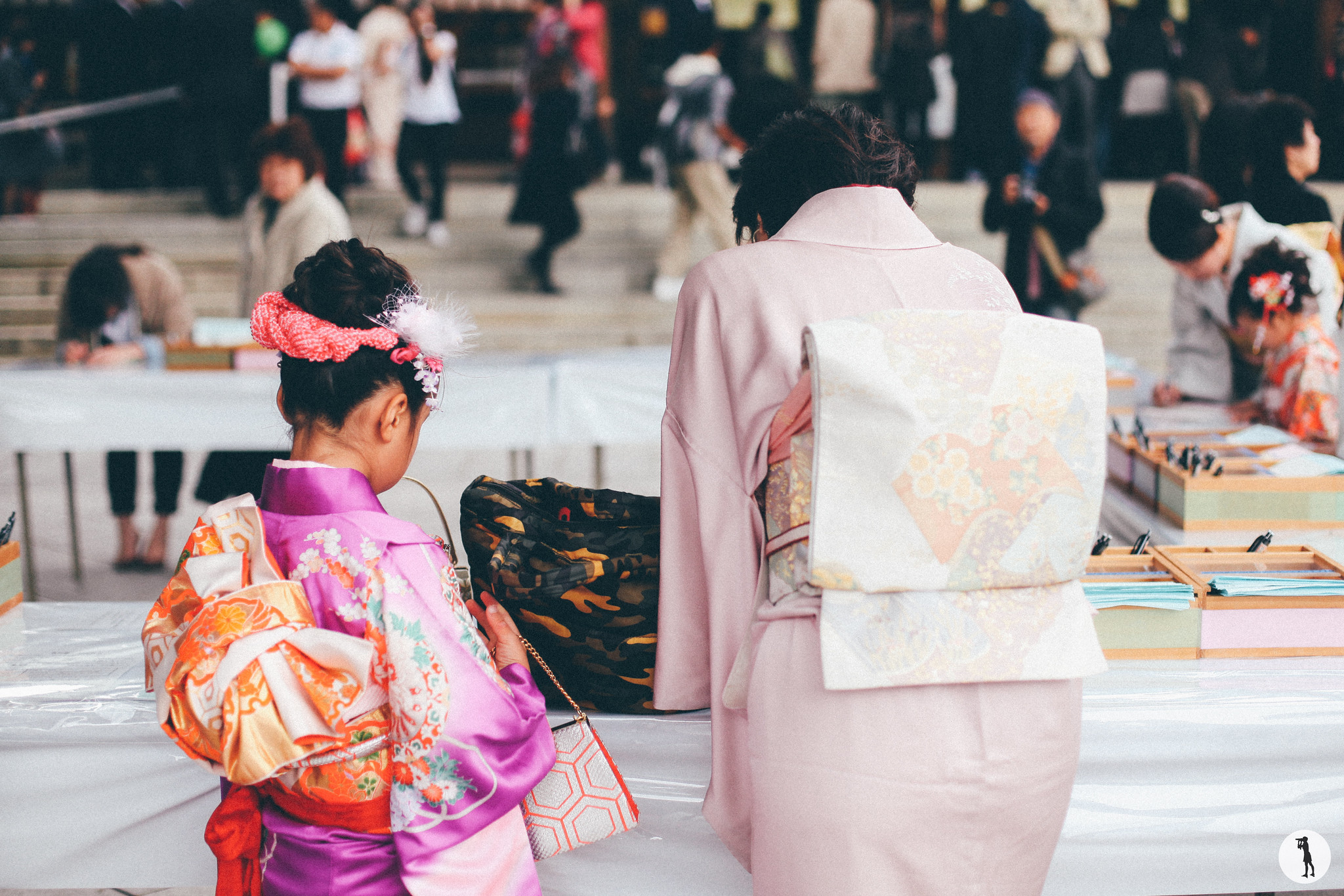 JAPON, Meiji Shrine, Tokyo