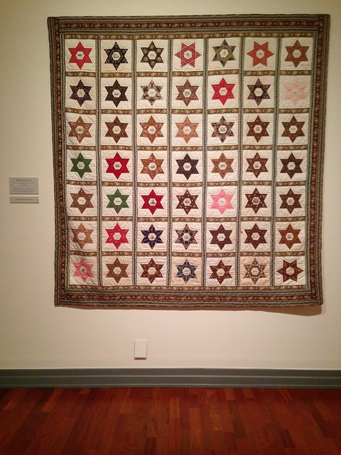 Friendship Quilt by Elizabeth Hooten (Cresson) Savery and others