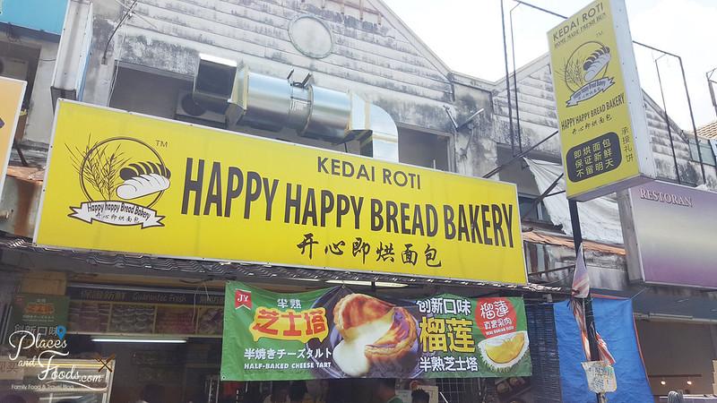 kajang happy happy bread bakery