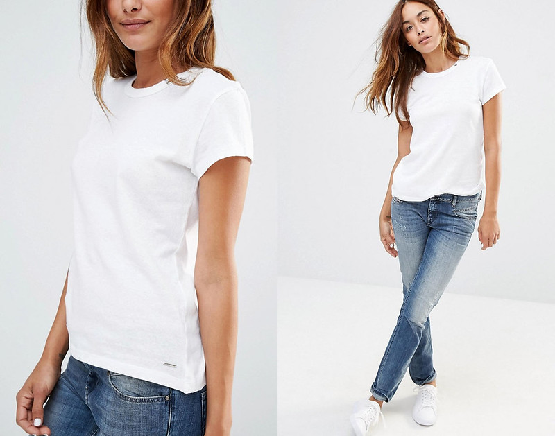 Classic white t-shirts, tees (9 quality styles to shop)