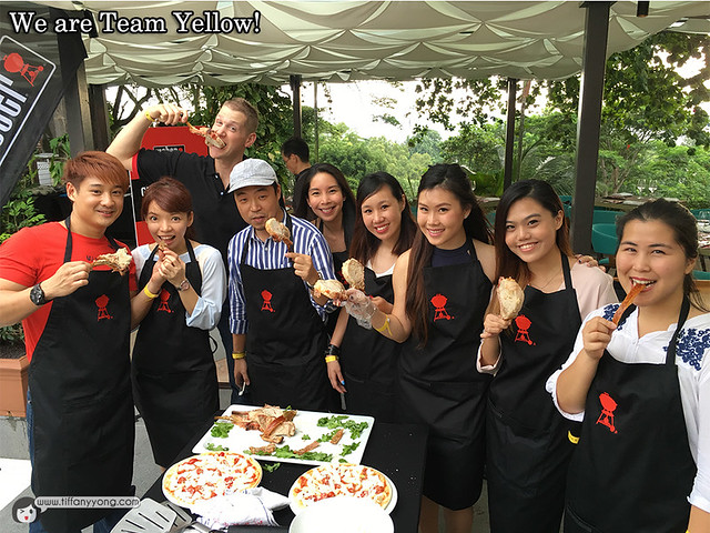 Weber Grill Singapore Launch