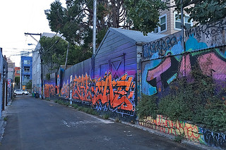 Osage Alley Murals - More murals