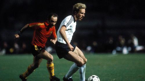 Karl-Heinz Rummenigge 1980