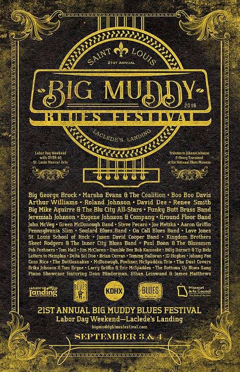 Big Muddy 9-3, 9-4-16