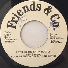 EDDIE DRENNON & B.B.S. UNLIMITED(LABEL SIDE-A)