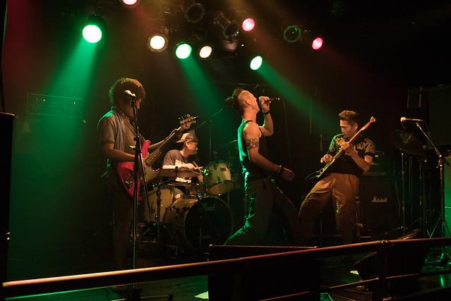 Naked soul hybrid at Club Mission's, Tokyo, 13 Jul 2016 -00508