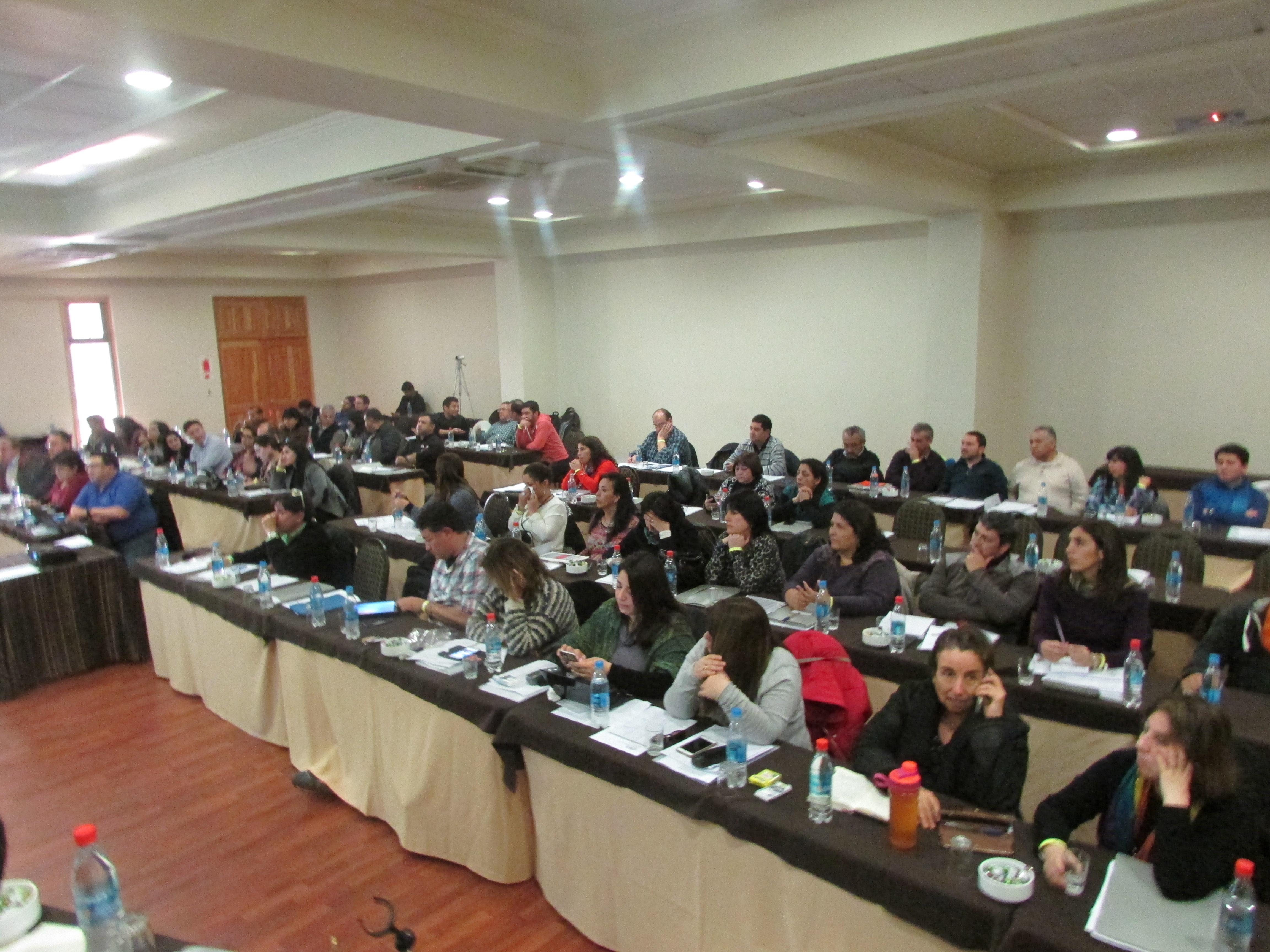 Exitoso trabajo de Comisiones en Asamblea Ordinaria AFIICH - 03 Agosto 2016