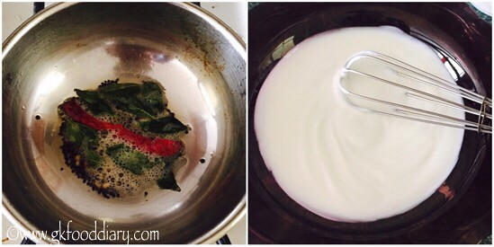 Cucumber Raita Recipe for Toddlers and Kids - step 4