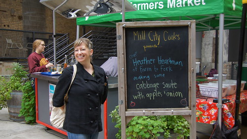 September 24, 2016 Mill City Farmers Market