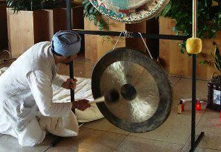 gong therapy polignano