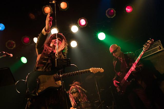 Coal Tar Moon at Club Mission's, Tokyo, 13 Jul 2016 -00576