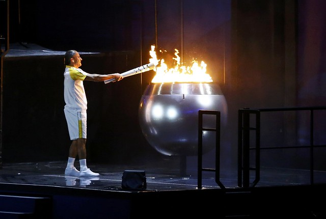 Rio Olympics 2016 - opening ceremony