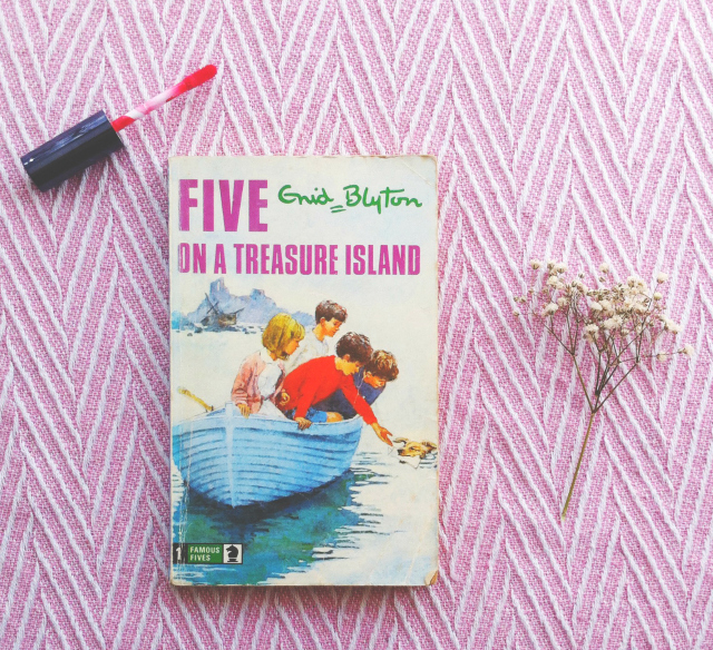 famous five childrens books to read