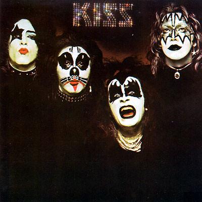 Kiss - Kiss - Front