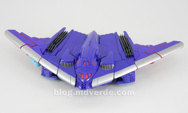 Transformers Dreadwin/g Deluxe - Generations - modo alterno