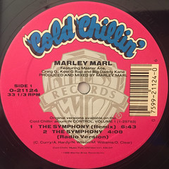 MARLEY MARL:THE SYMPHONY(LABEL SIDE-A)
