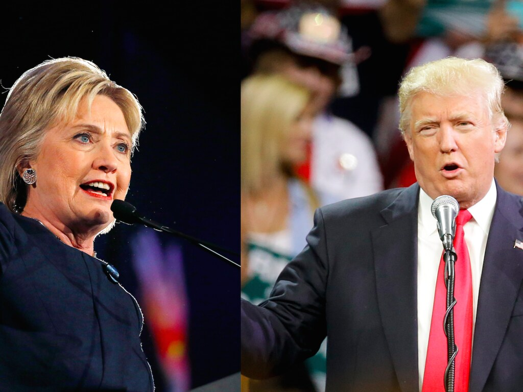 """Middle East in """"Chaos"""" as Candidates Clash in First US Presidential Debate"""
