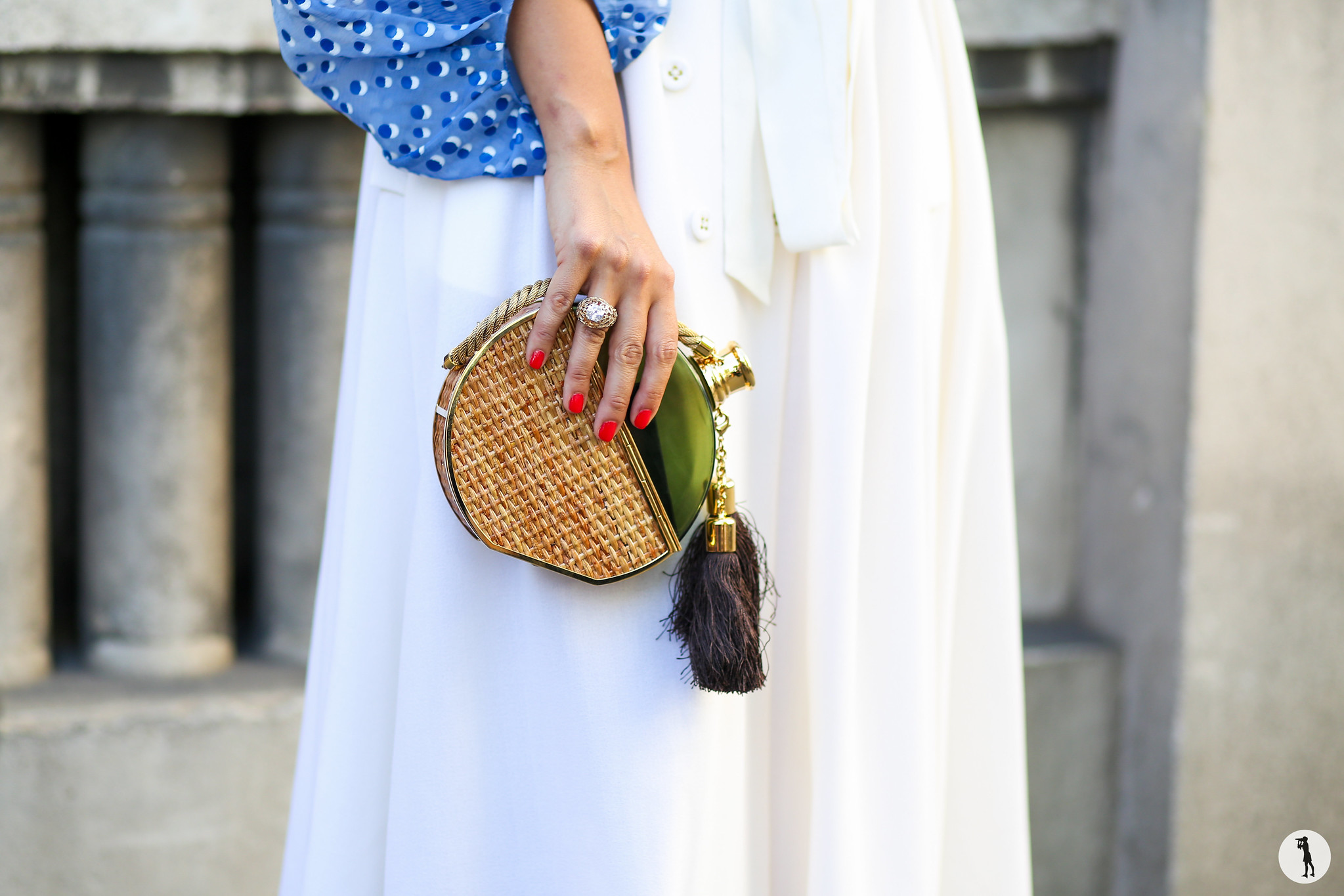 Street style at Paris Fashion Week Haute couture-6