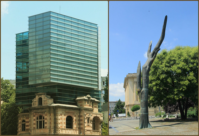 Bucharest Ancient and Modern